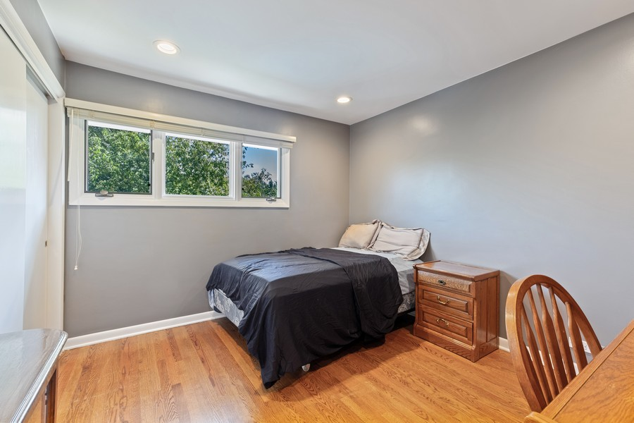 Real Estate Photography - 1773 Winthrop Rd, Highland Park, IL, 60035 - 4th Bedroom