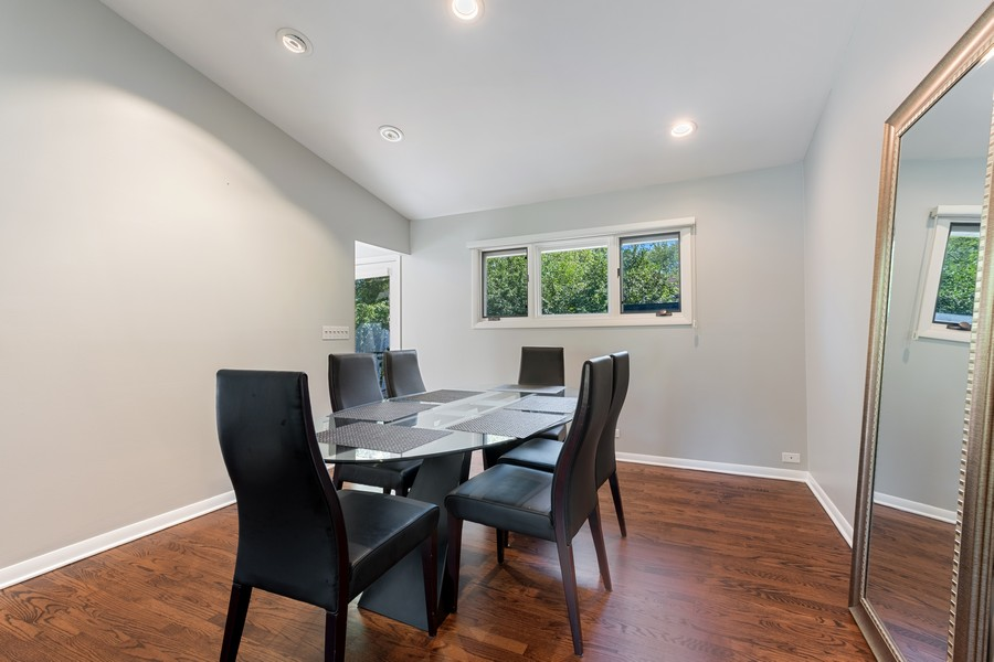Real Estate Photography - 1773 Winthrop Rd, Highland Park, IL, 60035 - Dining Room