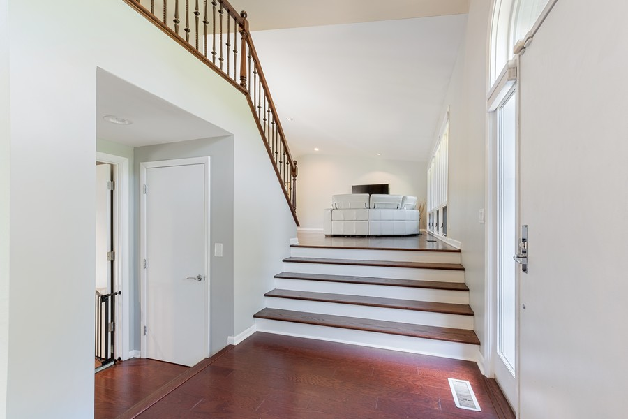 Real Estate Photography - 1773 Winthrop Rd, Highland Park, IL, 60035 - Foyer