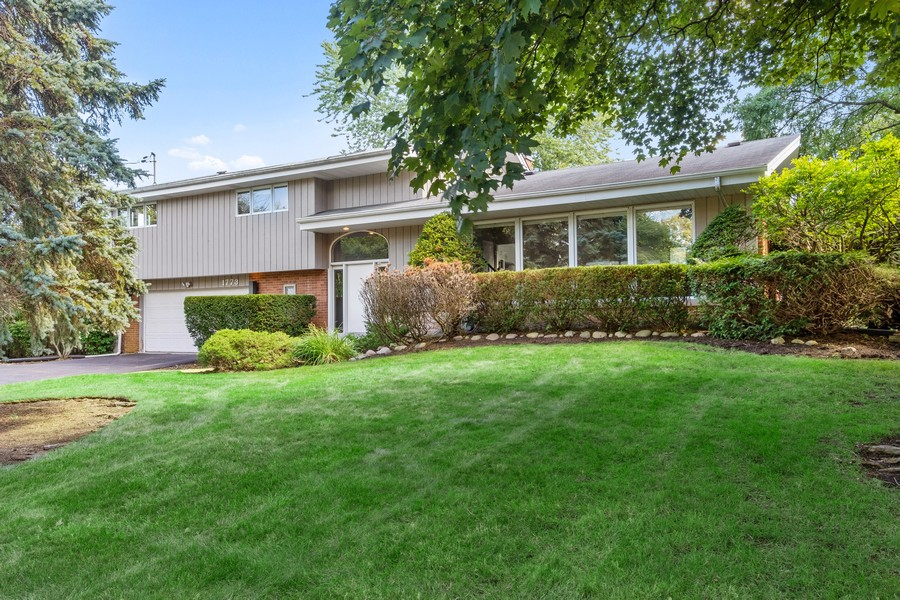 Real Estate Photography - 1773 Winthrop Rd, Highland Park, IL, 60035 - Front View