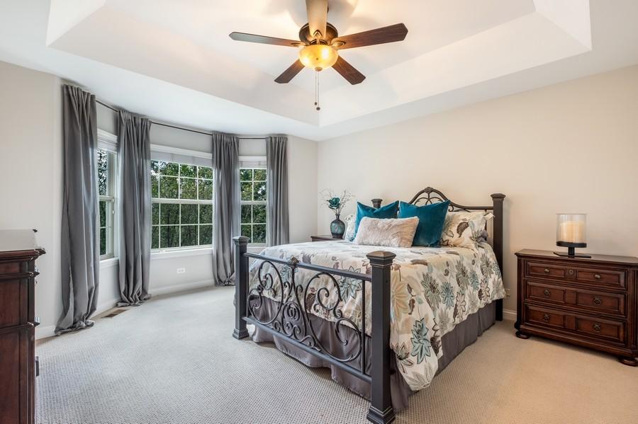 Real Estate Photography - 2217 Patriot Blvd, Glenview, IL, 60026 - Master Bedroom