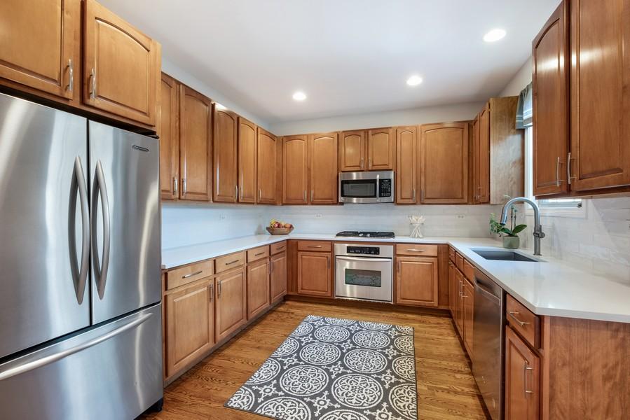 Real Estate Photography - 2217 Patriot Blvd, Glenview, IL, 60026 - Kitchen