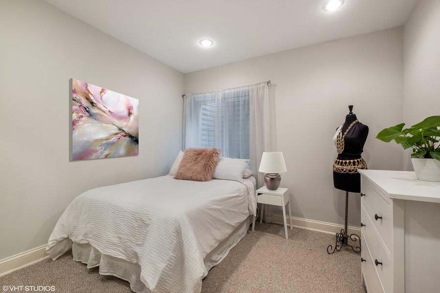 Real Estate Photography - 2217 Patriot Blvd, Glenview, IL, 60026 - Bedroom