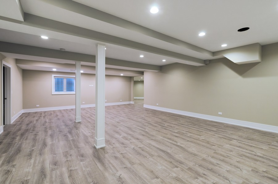 Real Estate Photography - 3602 Lawson Rd, Glenview, IL, 60026 - Basement