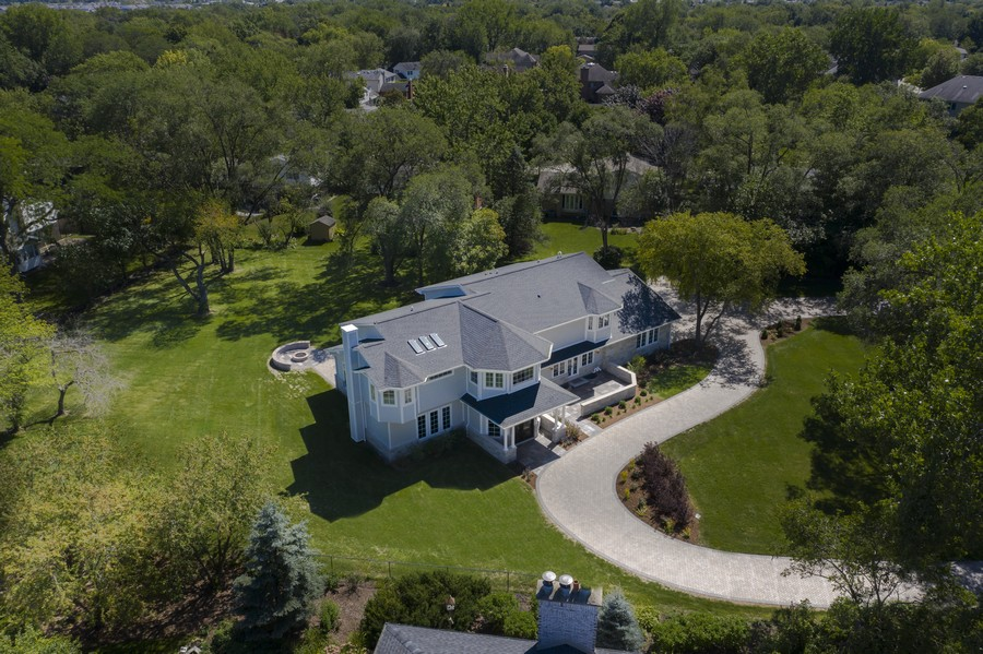 Real Estate Photography - 3602 Lawson Rd, Glenview, IL, 60026 -