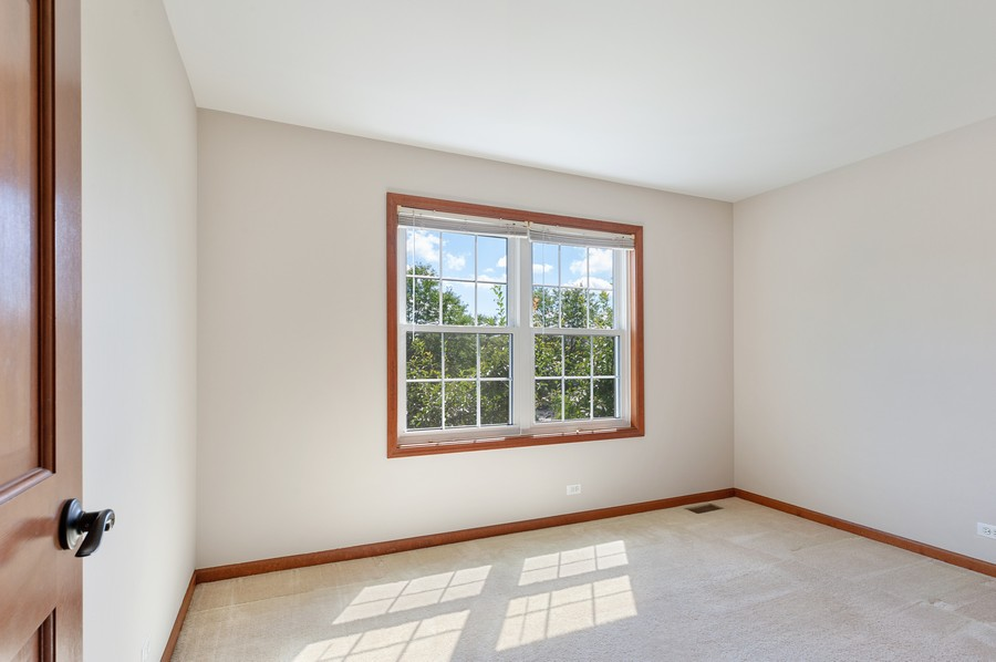Real Estate Photography - 1723 Fairport Dr, Grayslake, IL, 60030 - Bedroom