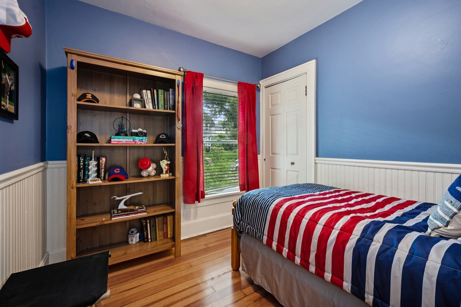 Real Estate Photography - 512 S Grove Ave, Barrington, IL, 60010 - 2nd Bedroom