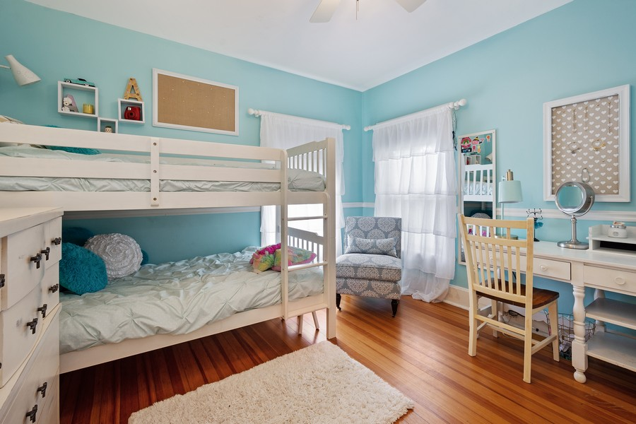 Real Estate Photography - 512 S Grove Ave, Barrington, IL, 60010 - 3rd Bedroom