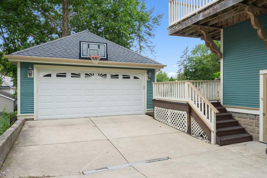 Real Estate Photography - 512 S Grove Ave, Barrington, IL, 60010 - Garage
