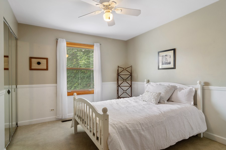 Real Estate Photography - 1118 Larraway Dr, Buffalo Grove, IL, 60089 - 2nd Bedroom
