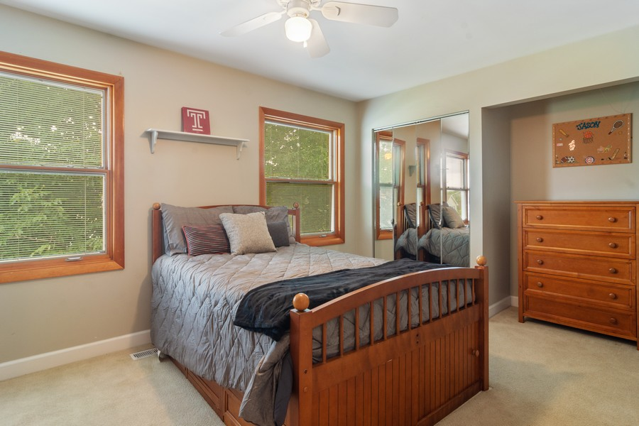 Real Estate Photography - 1118 Larraway Dr, Buffalo Grove, IL, 60089 - 3rd Bedroom