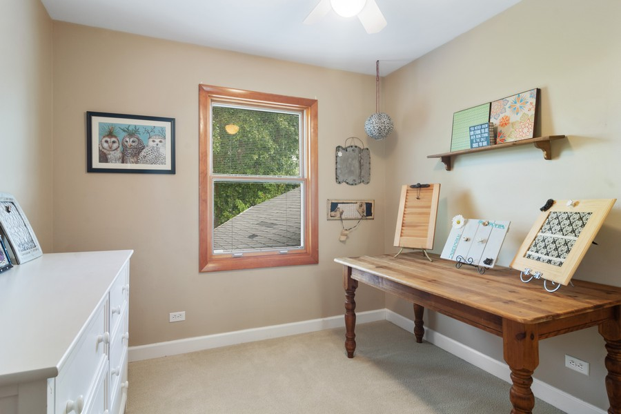 Real Estate Photography - 1118 Larraway Dr, Buffalo Grove, IL, 60089 - 4th Bedroom
