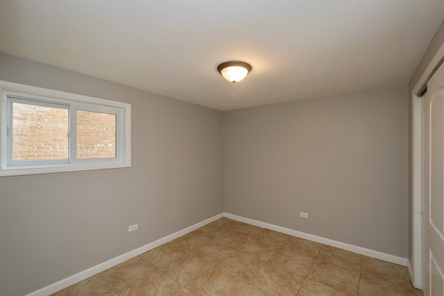 Real Estate Photography - 5542 S Nagle, Chicago, IL, 60638 - 4th Bedroom