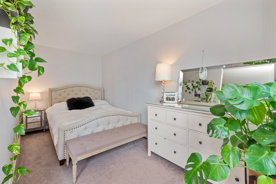 Real Estate Photography - 777 N Michigan Ave, 2506, Chicago, IL, 60611 - Bedroom