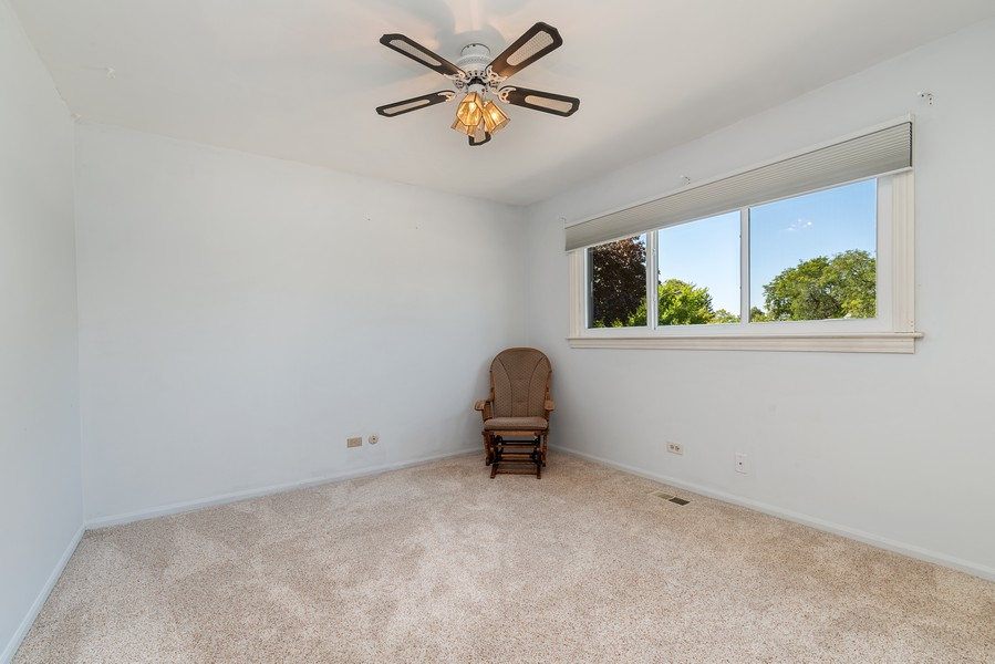 Real Estate Photography - 552 Hunter, Wilmette, IL, 60091 - 2nd Bedroom