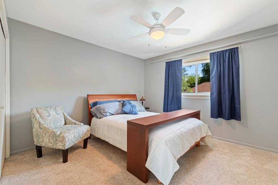 Real Estate Photography - 552 Hunter, Wilmette, IL, 60091 - 4th Bedroom