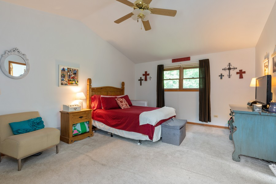 Real Estate Photography - 11357 W Leland, Beach Park, IL, 60099 - Master Bedroom