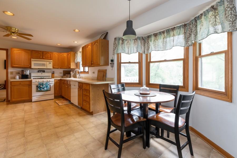 Real Estate Photography - 11357 W Leland, Beach Park, IL, 60099 - Kitchen