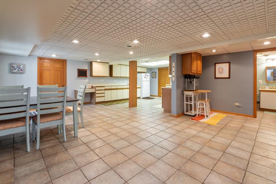 Real Estate Photography - 11357 W Leland, Beach Park, IL, 60099 - Basement
