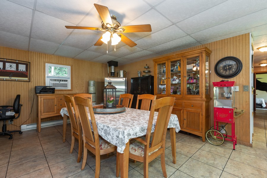 Real Estate Photography - 32749 S State Route 53, Wilmington, IL, 60481 - Dining Area