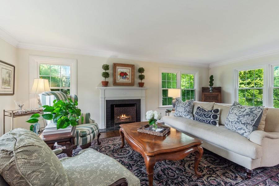 Real Estate Photography - 314 Otis Rd, Barrington, IL, 60010 - Living Room