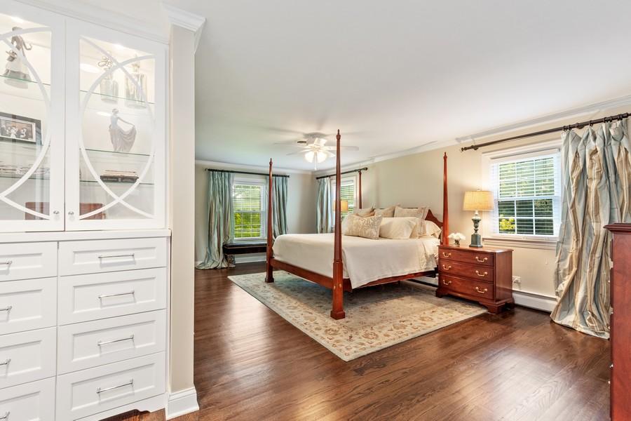 Real Estate Photography - 314 Otis Rd, Barrington, IL, 60010 - Master Bedroom