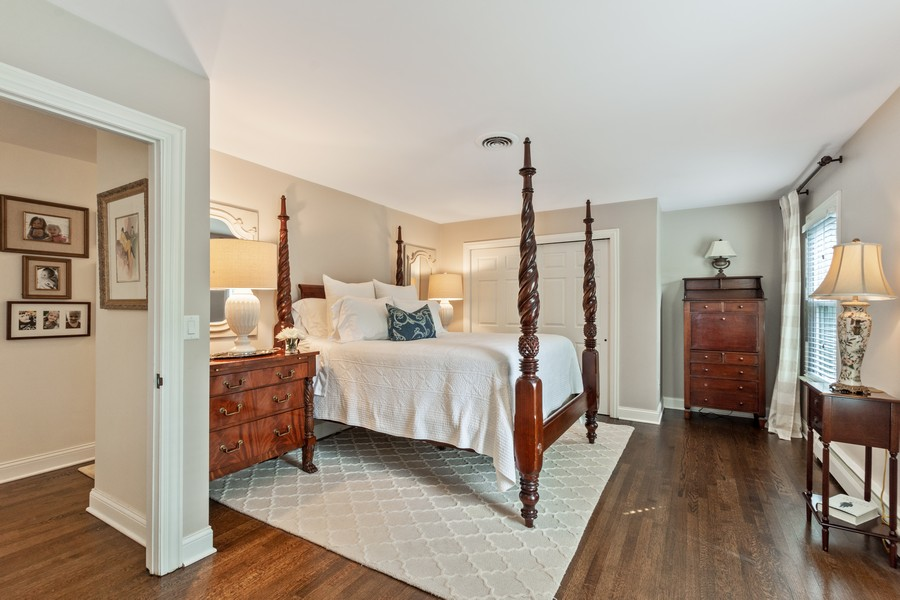 Real Estate Photography - 314 Otis Rd, Barrington, IL, 60010 - 2nd Bedroom