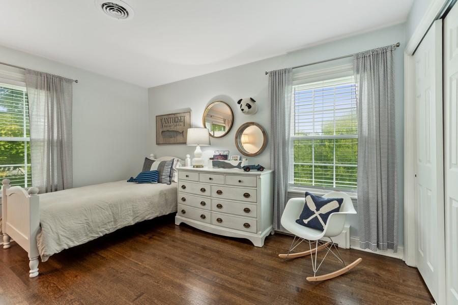 Real Estate Photography - 314 Otis Rd, Barrington, IL, 60010 - 4th Bedroom