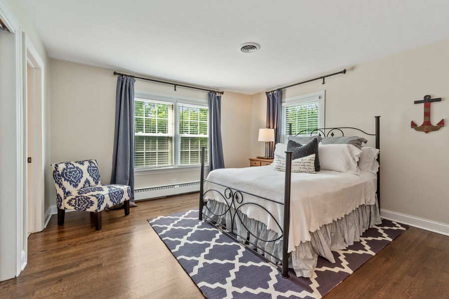 Real Estate Photography - 314 Otis Rd, Barrington, IL, 60010 - 3rd Bedroom