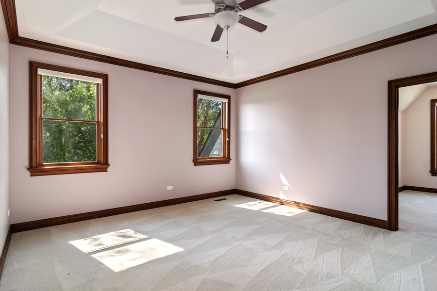 Real Estate Photography - 1335 Calcutta Ln, Naperville, IL, 60563 - Bedroom 5