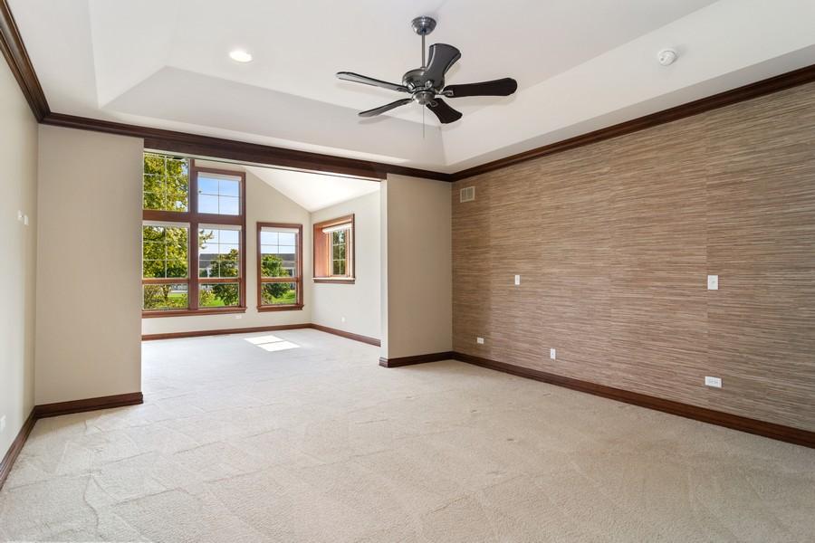 Real Estate Photography - 1335 Calcutta Ln, Naperville, IL, 60563 - 2nd Floor Master Suite