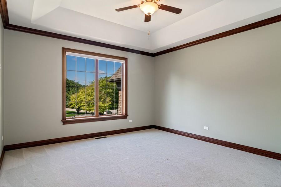 Real Estate Photography - 1335 Calcutta Ln, Naperville, IL, 60563 - Bedroom 3