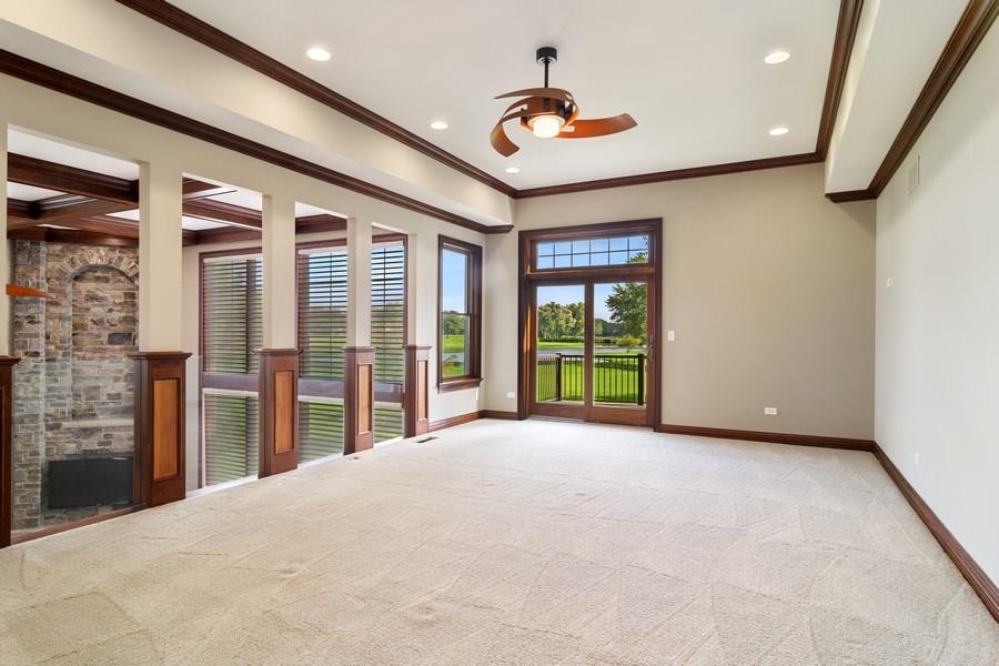 Real Estate Photography - 1335 Calcutta Ln, Naperville, IL, 60563 - Loft