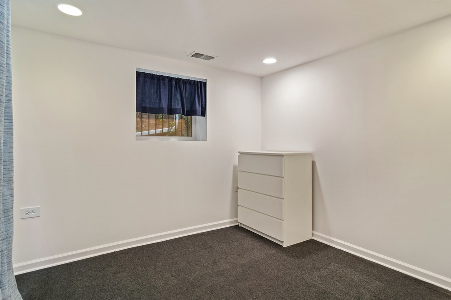 Real Estate Photography - 5029 N Sawyer Ave, Chicago, IL, 60625 - 4th Bedroom