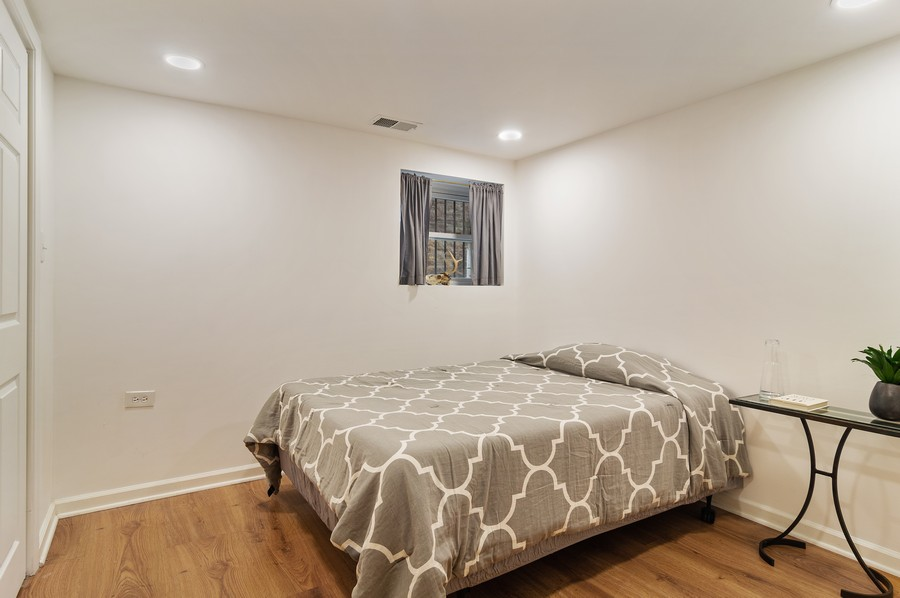 Real Estate Photography - 5029 N Sawyer Ave, Chicago, IL, 60625 - 5th Bedroom