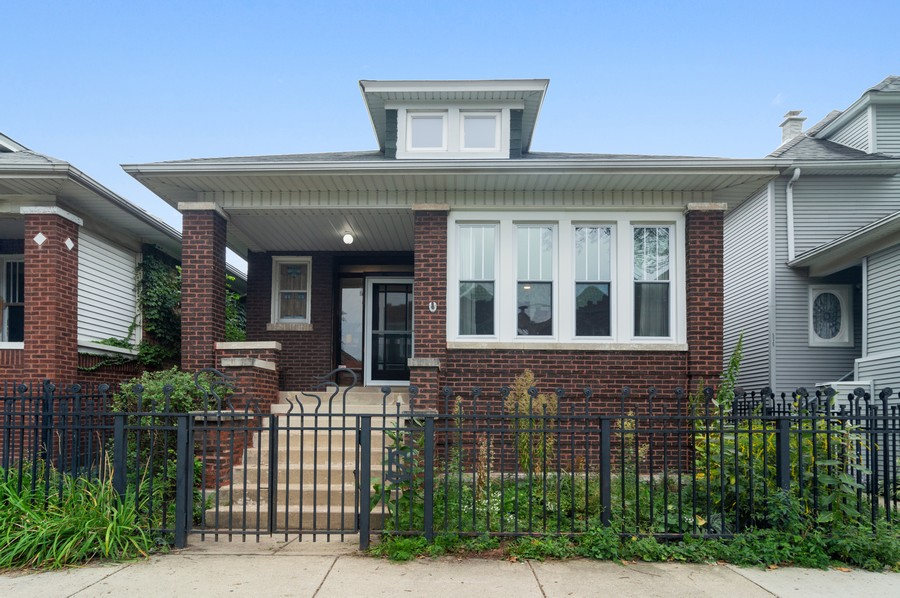 Real Estate Photography - 5029 N Sawyer Ave, Chicago, IL, 60625 - Front View