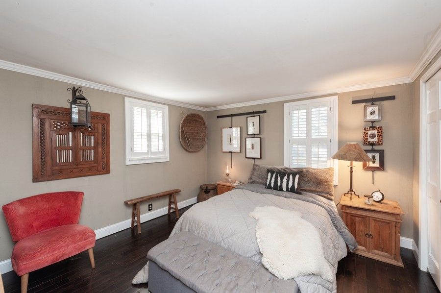 Real Estate Photography - 8910 Roland Dr, Barrington, IL, 60010 - Master Bedroom