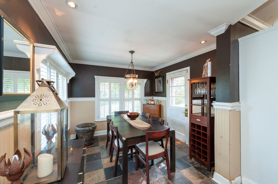 Real Estate Photography - 8910 Roland Dr, Barrington, IL, 60010 - Dining Area 2