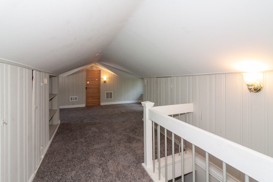 Real Estate Photography - 412 S Riverside Drive, Villa Park, IL, 60181 - Bonus Room