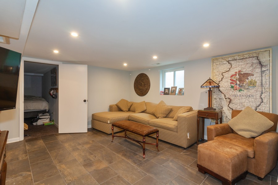 Real Estate Photography - 412 S Riverside Drive, Villa Park, IL, 60181 - Family Room