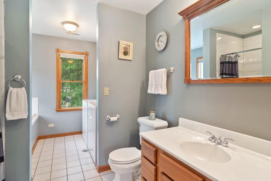Real Estate Photography - 310 N Owen Street, Mount Prospect, IL, 60056 - Master Bathroom