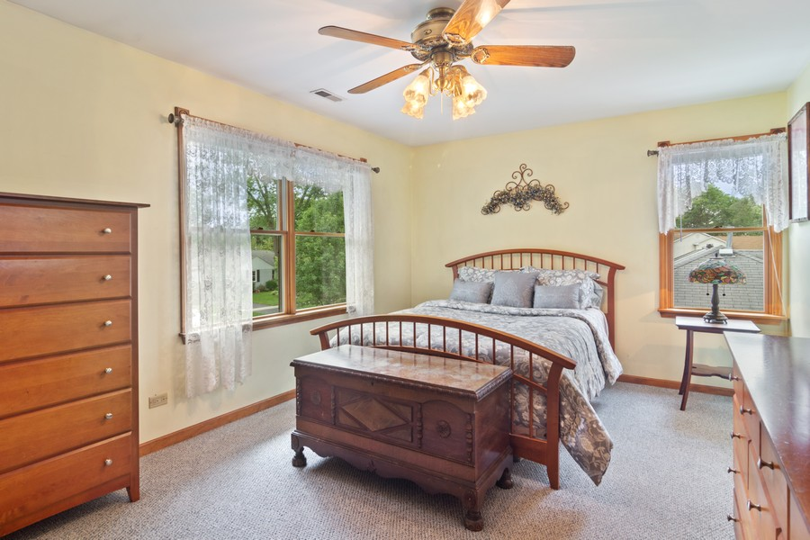 Real Estate Photography - 310 N Owen Street, Mount Prospect, IL, 60056 - Master Bedroom
