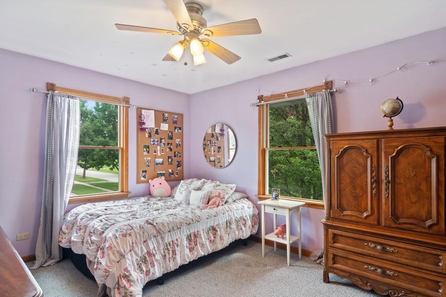 Real Estate Photography - 310 N Owen Street, Mount Prospect, IL, 60056 - 2nd Bedroom