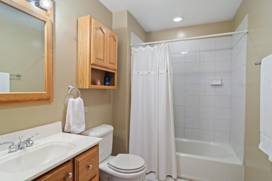 Real Estate Photography - 310 N Owen Street, Mount Prospect, IL, 60056 - Second Floor Hall Bath