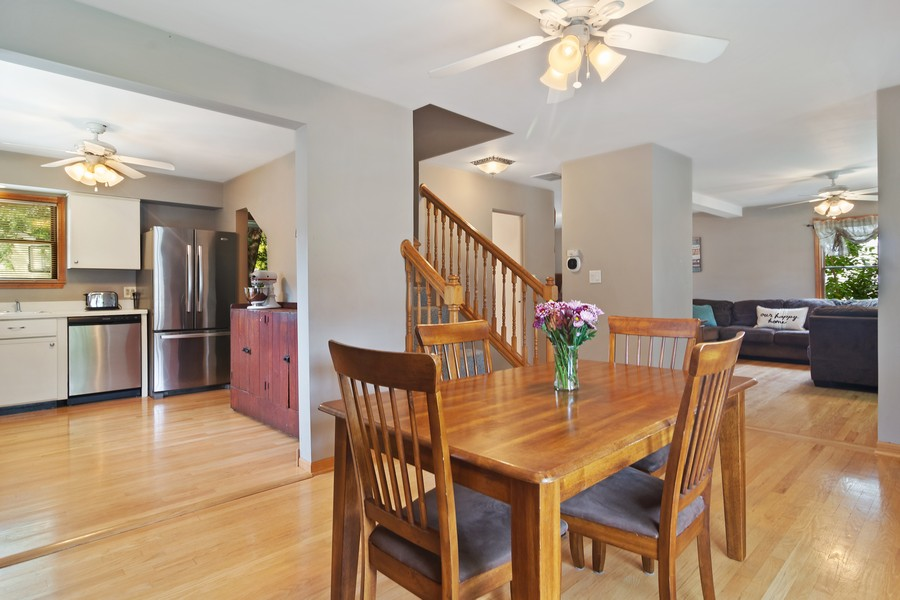 Real Estate Photography - 310 N Owen Street, Mount Prospect, IL, 60056 - Dining Room