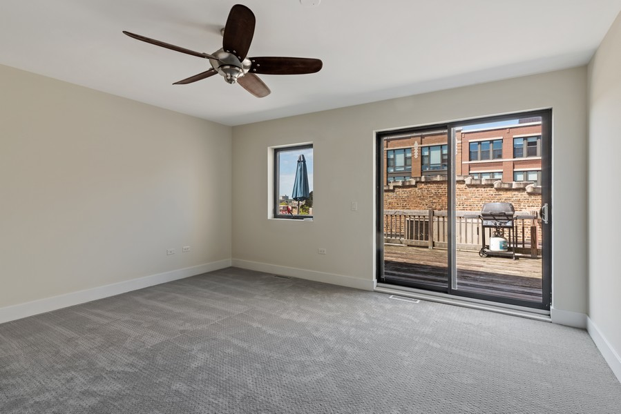 Real Estate Photography - 2303 S Michian, Chicago, IL, 60616 - Master Bedroom