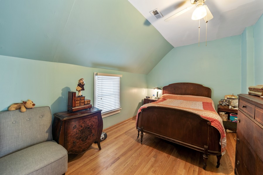 Real Estate Photography - 313 Harrison, Oak Park, IL, 60304 - Bedroom #3