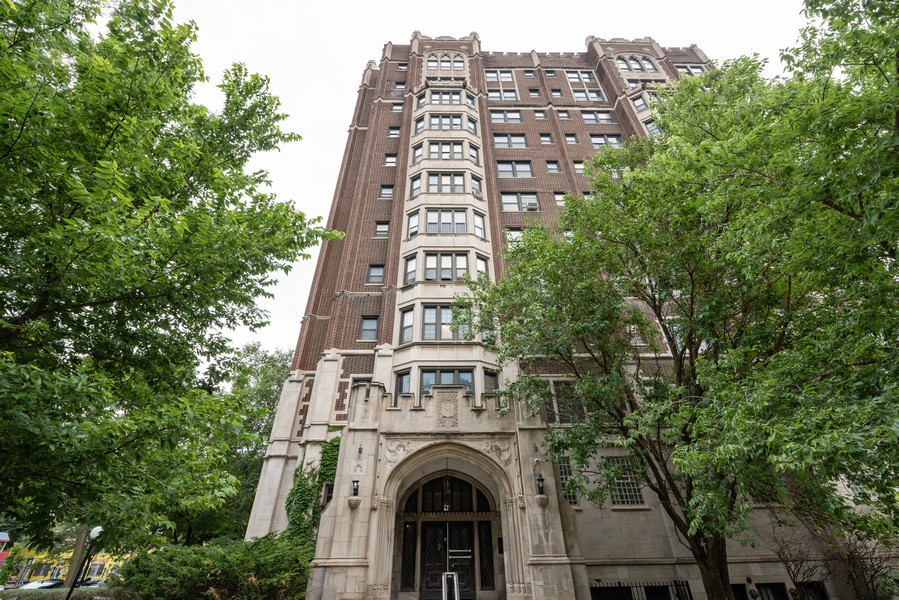 Real Estate Photography - 6901 S Oglesby Avenue, Unit 7A, Chicago, IL, 60649 - Front View