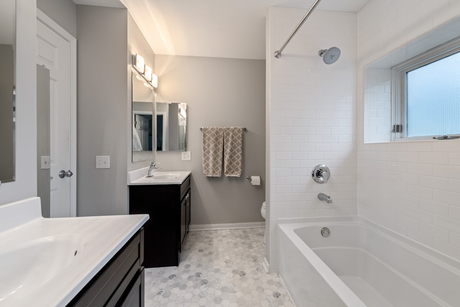 Real Estate Photography - 1755 N Hermitage #A, Chicago, IL, 60622 - Master Bathroom