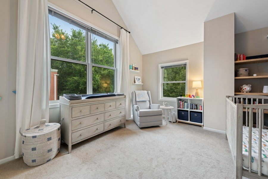 Real Estate Photography - 1755 N Hermitage #A, Chicago, IL, 60622 - Second Bedroom